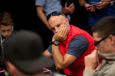 Yann Pineau bubbles EPT 13 Barcelona €5,300 Main Event 2016