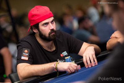 Jason Mercier in Contention for Another EPT Title