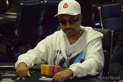 Sagar Shetye - 3rd Place ($2,445)