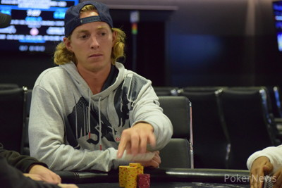 Kurtis Ruhl - 4th Place ($1,180)