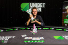 Joni Liimatta From Finland Wins the Unibet Open Copenhagen Main Event for €70,514