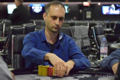 Ryan Sgrignuoli - 4th Place ($985)
