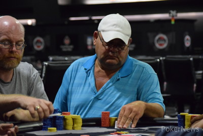 Keith Laflam - 7th Place ($440)
