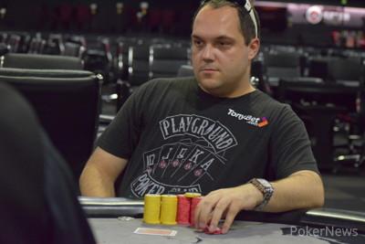 Joey Boczek - 6th Place ($6,100)