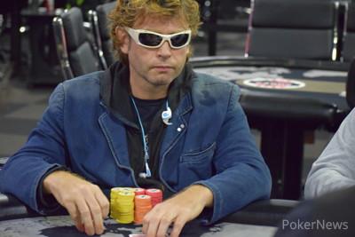 Michael Korovine - 7th Place ($2,150)
