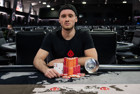 Francois Goulet Wins World Cup of Cards 6-Max for $7,050