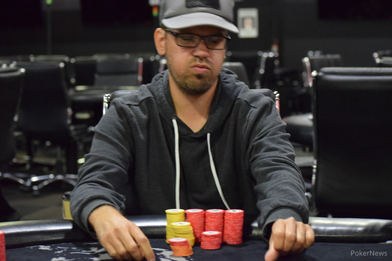 Michel Cloutier Eliminated in 5th Place ($6,251)