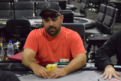 Jason Conforti Eliminated in 6th Place ($340)
