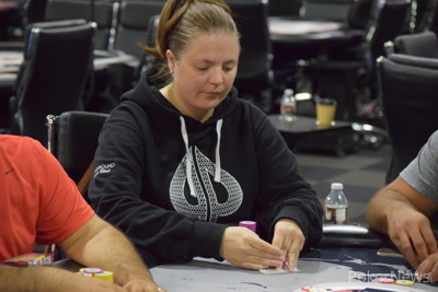 Jennifer Brooks Eliminated in 4th Place ($700)