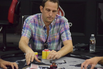 Glen Hammers Eliminated in 3rd place ($990)