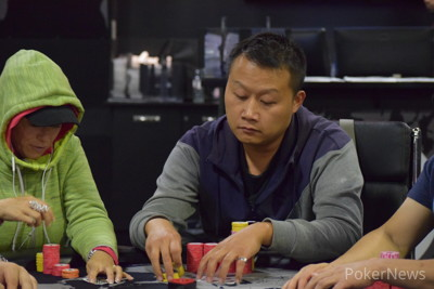 Rong Xu Eliminated in 6th Place ($1,290)
