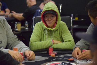Tina Howie Eliminated in 8th Place ($720)