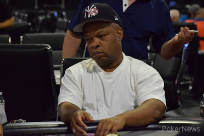 Garry Thompson Eliminated in 3rd Place ($3,445)