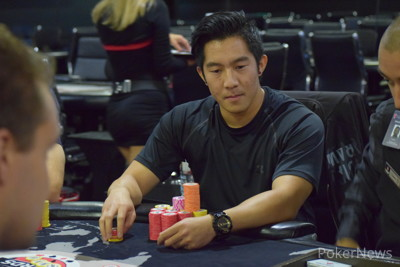 Martin Nguyen Eliminated in 2nd Place ($3,285)