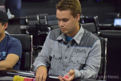 Samuel Derosby-Tremblay Eliminated in 7th Place ($970)