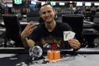 Three Wins for Dave Jeanneau-Cyr, Takes Down Event #19: No-Limit Deepstack Turbo ($2,651)