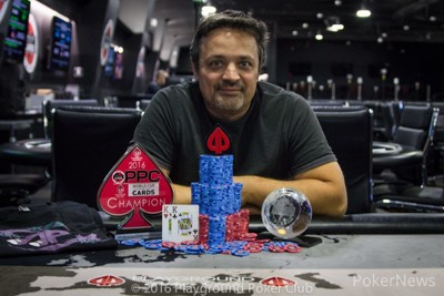 Max Zeppetelli Wins PPC World Cup of Cards
