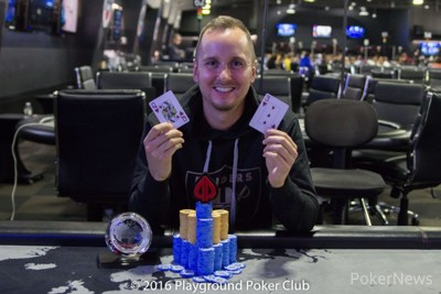 World Cup of Cards Event #22 Winner, Marc-Etienne McLaughlin ($76,380)