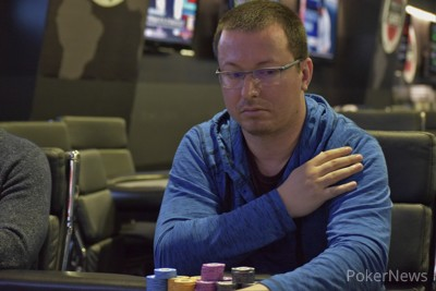 Pierre-Paul Paulin Eliminated in 2nd Place ($53,350