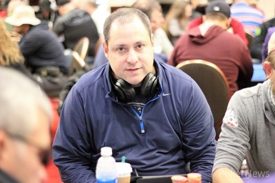 David ODB Baker wins his first RunGood event.