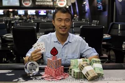 Jiachen Gong Wins the Quantum No-Limit Hold Em