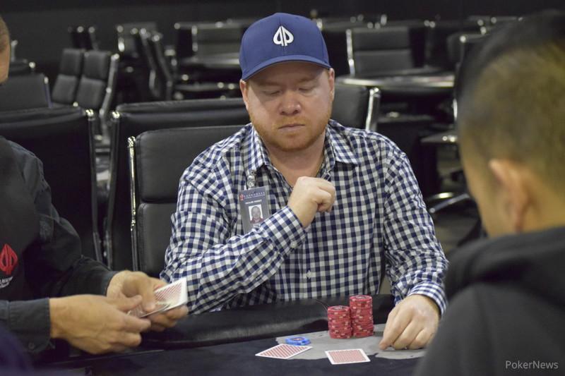 Daniel Deshaies - 7th Place (CAD $3,350)