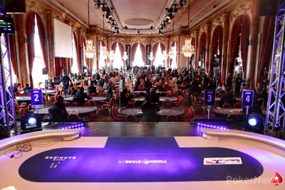 Pokerstars live le webcast du jour 1b en direct du fps - Salon de the deauville ...