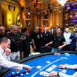 Anatoly Gurtovoy and Elton Tsang chop a huge hand with runner runner straight on the board