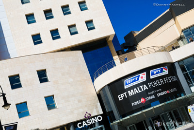 EPT Malta 2016 Tournamnet Venue