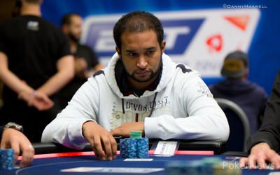 Ismael Bojang ends day 3 as a shortstack
