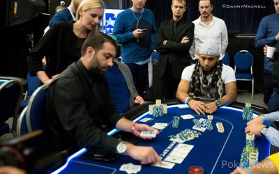 Armando Collado bubbles EPT 13 Malta €10,300 High Roller