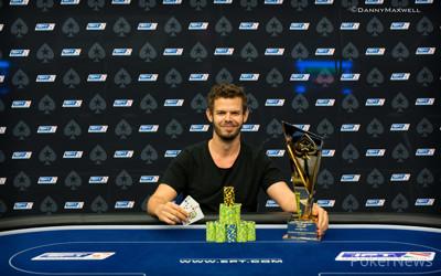 Stefan Jedlicka - EPT13 Malta €10,300 High Roller Winner