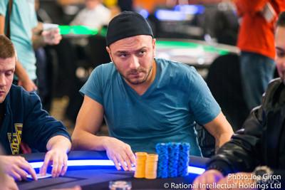 Samir Benjamin - 5th Place