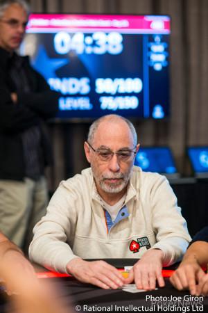Team PokerStars Pro Barry Greenstein