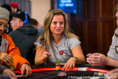 Team PokerStars Pros Fatima Moreira De Melo