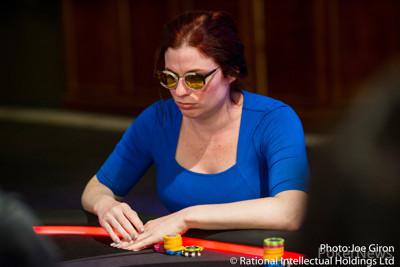 Jennifer Shahade - Eliminated