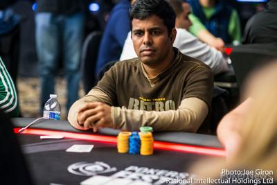 Sridhar Sangannagari - 6th Place
