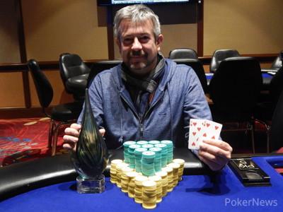 Alan Findlay: Event 1 Winner