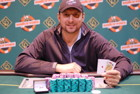 Dave Desanghere Wins First Ring of 2016 Harvest Poker Classic