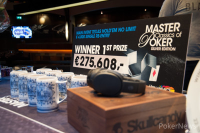 €275,608 awaits the champion