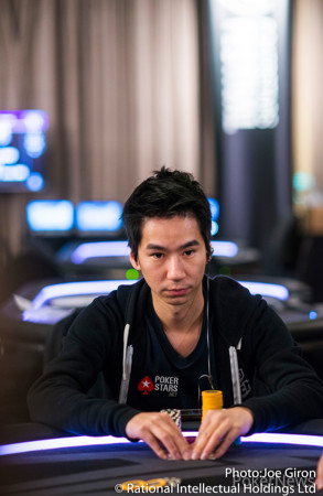 Team PokerStars Online Randy Lew