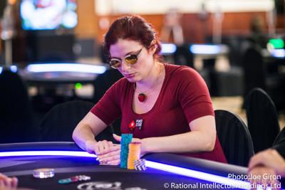 PokerStars MindSports Ambassador Jennifer Shahade