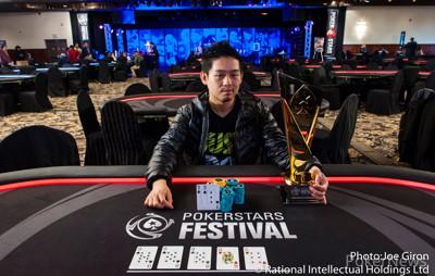 High Roller Winner Jack Duong