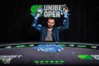 Roemeen Traian Bostan wint de Unibet Open Boekarest voor €100,000!