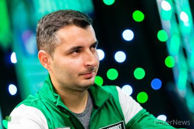 Dan Murariu Eliminated In 6th Place EUR19400