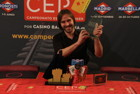 Marti Roca campeón del CEP Peralada 2016