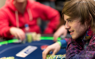 Will Charlie Carrel win a third EPT High Roller title?