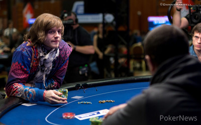 Charlie Carrel (From Super High Roller Final Table)