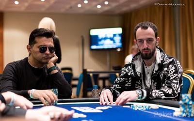 Igor Yaroshevsky (right)