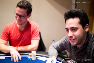 Adrian Mateos - eliminated
